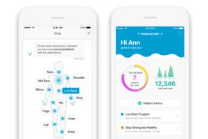 Ergomonic Health Check Up Mobile App